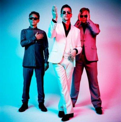Depeche Mode (Tour Of The Universe 2009)