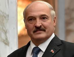 Le président de la Biélorussie