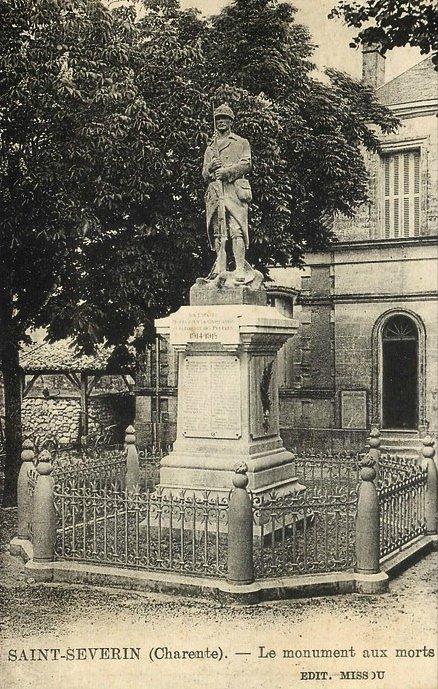 Le poilu de St séverin