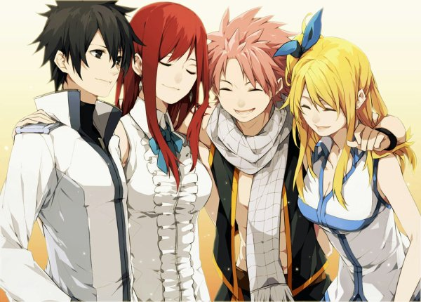 Fairy tail la reprise
