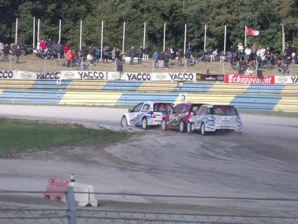 Classement Général RallyCross 2013