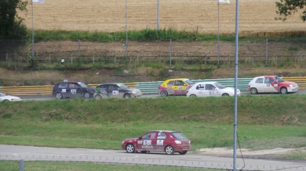 Le Fol'Car reprend le 8 mars 2015 au Circuit des Ducs Essay (61)