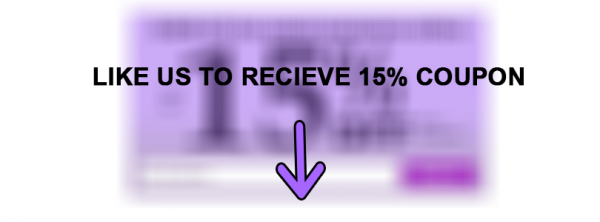 receive 15% coupon - http://on.fb.me/15plR7j