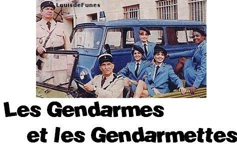 Les Gendarmes et les Gendarmettes