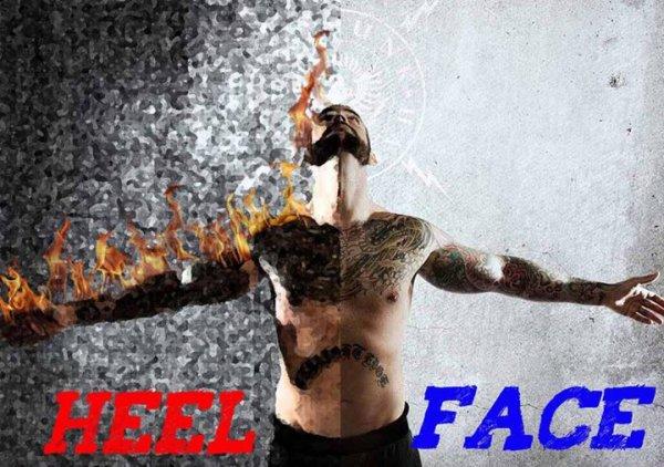 Ta gimmick : Face, Twinner, Heel ?
