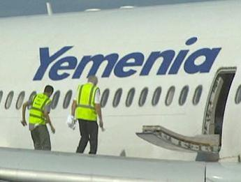 YEMENIA, UN NOUVEAU CRASH EVITE DE JUSTESSE