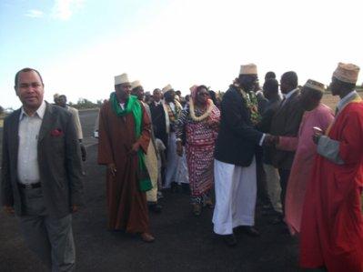 Manifestation de précampagne : la fièvre électorale monte d'un cran à Mwali