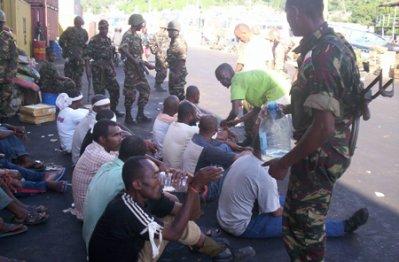Consolidation de la paix à Anjouan  Le désarment des ex-FGA vers sa concrétisation