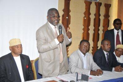 Elections présidentielles : J-33   Oukacha et Idi dévoilent les raisons de la rupture avec Sambi