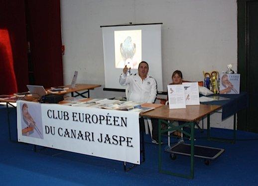 RESULTATS  DU QUATRIEME CHAMPIONNAT D'EUROPE DES JASPES