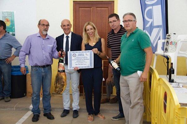 Concours européen du canari jaspe 2016 (Bénidorm)