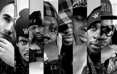 Mon groupe de Rap préférer
