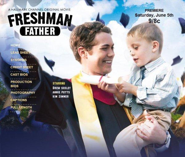 Freshman Father (Père avant l'heure)