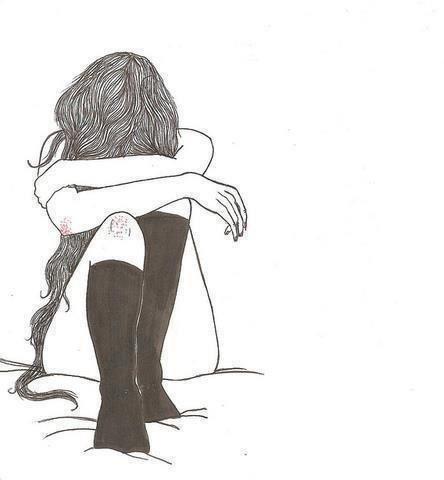 Sometimes sadness dominates me.