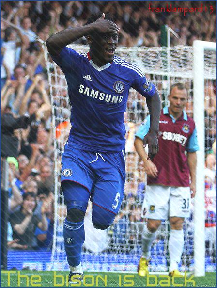 West Ham - Chelsea 1-3