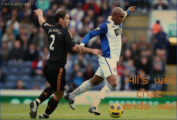 Blackburn - Chelsea 1-2