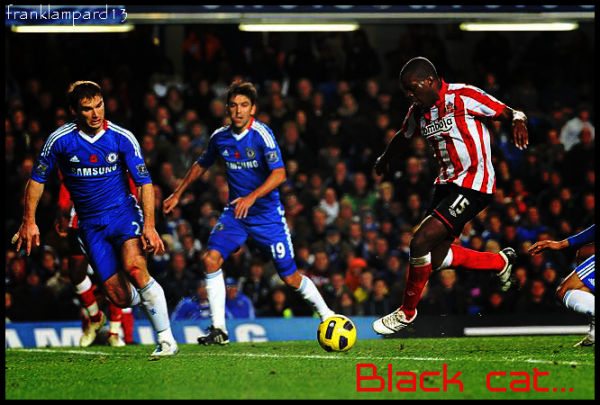 Chelsea - Sunderland 0-3