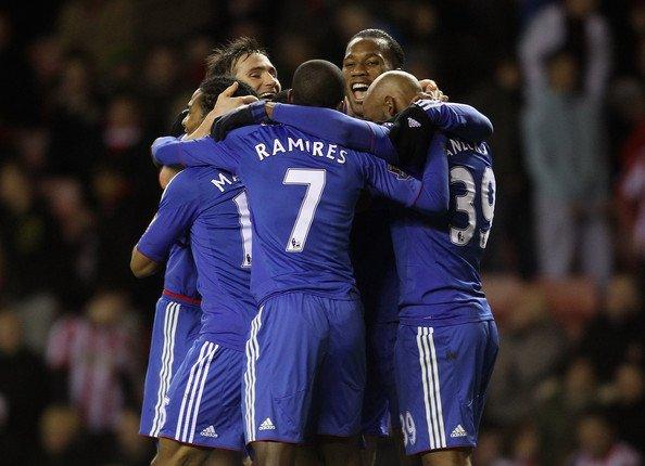 Bolton - Chelsea 0-4 & Sunderland - Chelsea 2-4