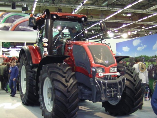 stand valtra