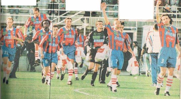 Yann Lachuer 1996/1997