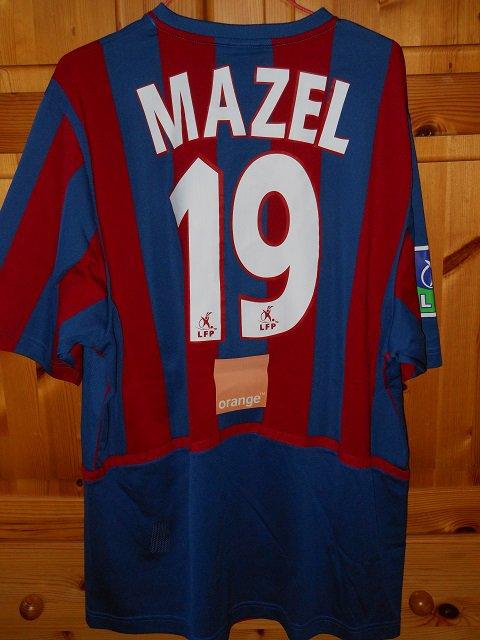 Aurélien Mazel 2004/2005