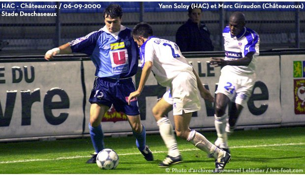 Ludovic Clement 2000/2001