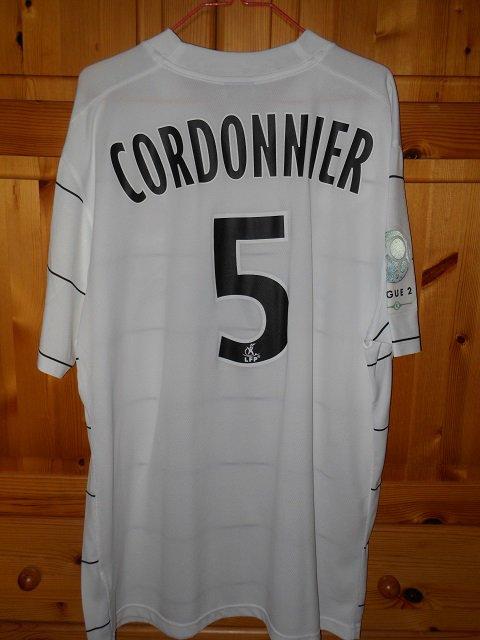 Julien Cordonnier 2009/2010