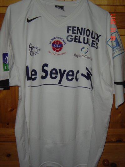 Arnaud Faget 2004/2005