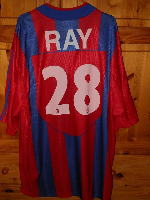 Réginald Ray 1998/1999