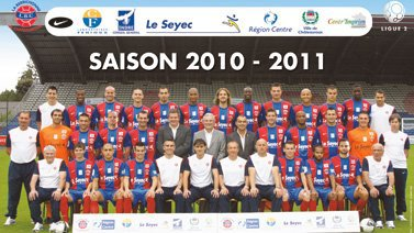 Bryan Bergougnoux 2010/2011
