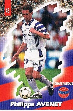 Nicolas Baudoin 1997/1998