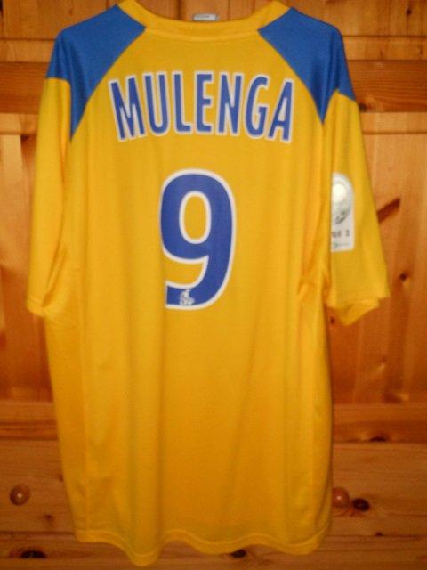Jacob Mulenga 2008/2009