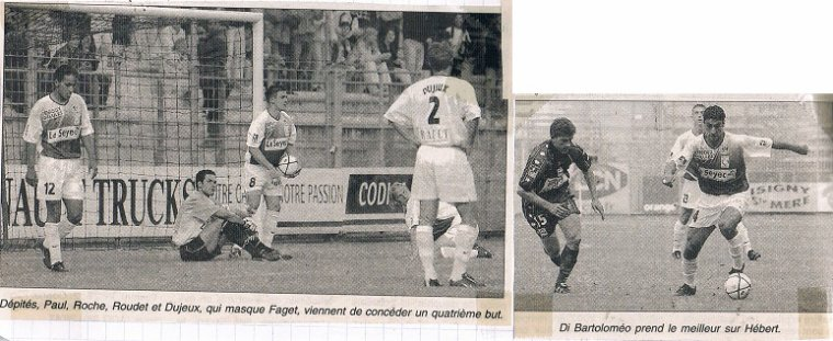 Vincent Di Bartolomeo 2002/2003