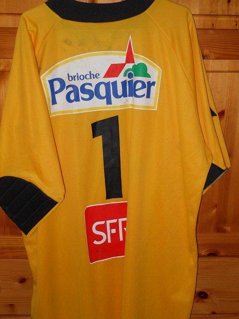 Rodolphe Roche coupe de France 2003/2004 (porté à Monaco le 17/03/2004, quart de finale)