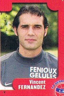 Vincent Fernandez 2005/2006