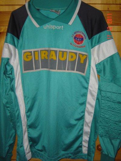 réserve 1996/1997
