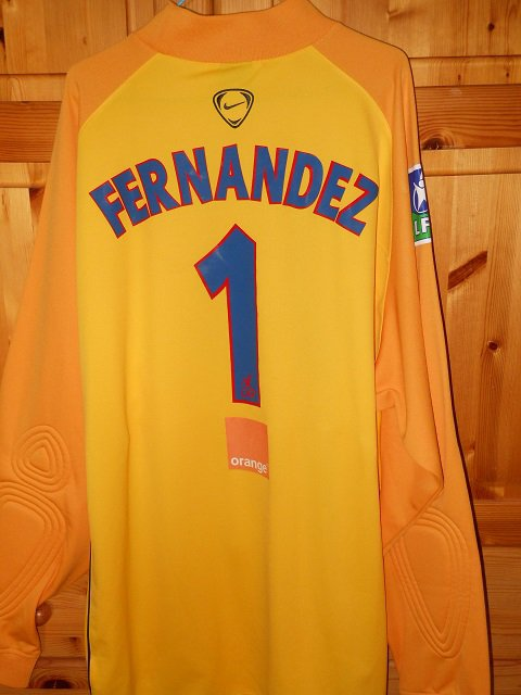 Vincent Fernandez 2004/2005