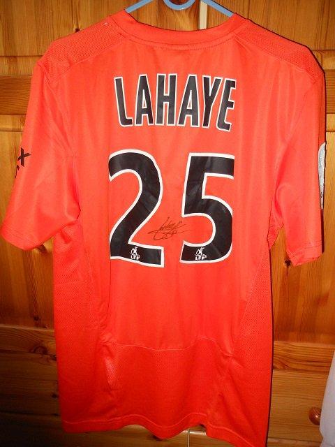 Tristan Lahaye, 2009/2010