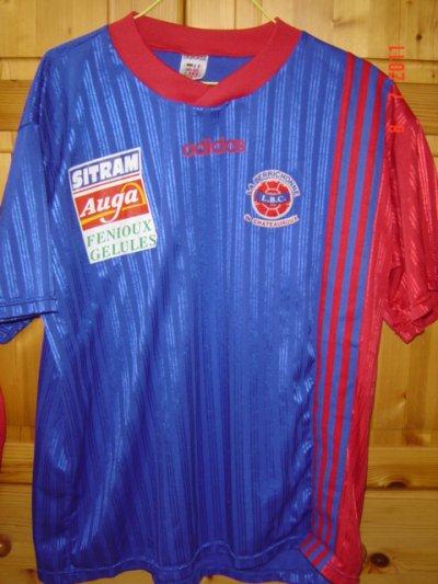 échauffement 1996/1997