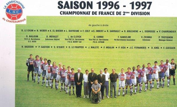 extérieur 1996/1997