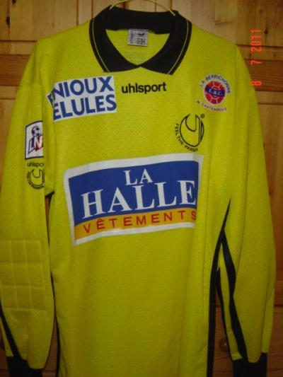 Olivier Pedemas 1998/1999