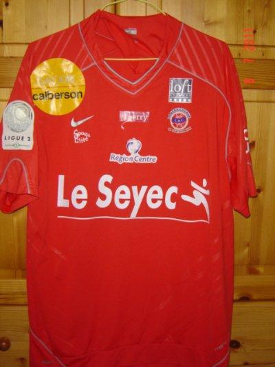 Vincent Fernandez 2008/2009