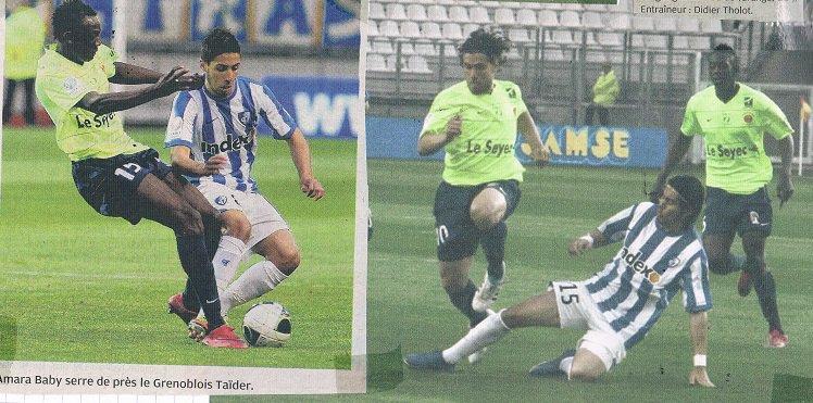 Damien Da Silva 2010/2011