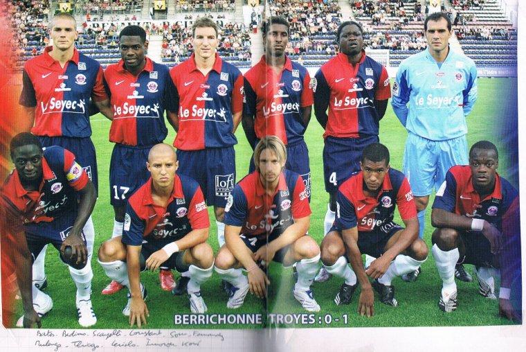 Alexandre Bouchard 2008/2009