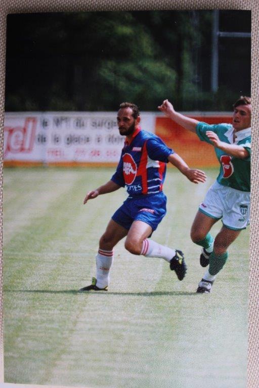 Daniel Neveu 1991/1992