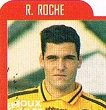 Rodolphe Roche match amical 2002/2003