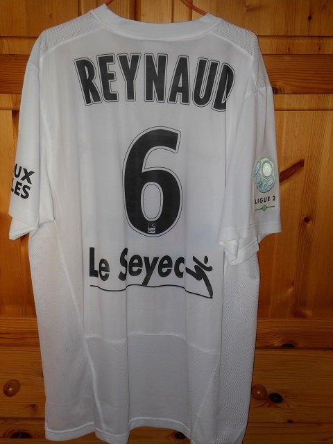 Romain Reynaud 2011/2012 (porté à Lens le 20/12/2011)