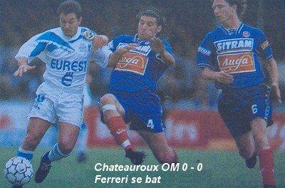 Olivier Saragaglia 1994/1995