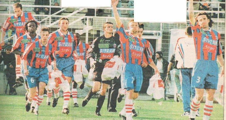 Frederic Gueguen, 1996/1997