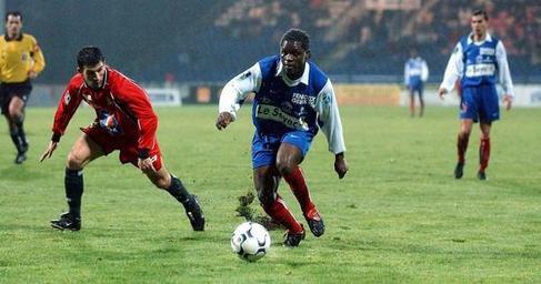 Jimmy Algerino 2003/2004